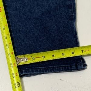Chico's Jeans - Women's Size 12 Chico's 2 Slimming Jean Capris